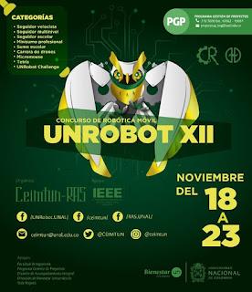 Concurso de robótica móvil | UNRobot XII (2019)