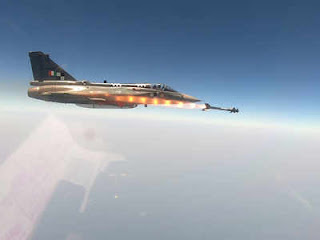 DRDO Conducted Trail of Python 5 AAM