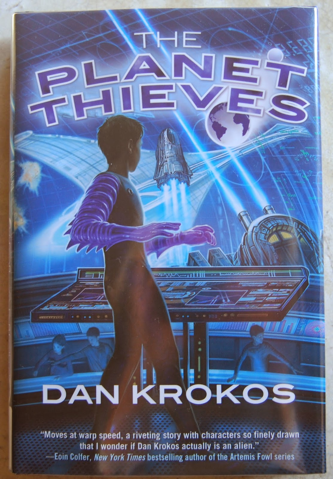 Good Science Fiction Books For 5th Graders