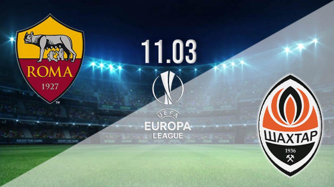 بث مباشر مباراة روما وشاختار