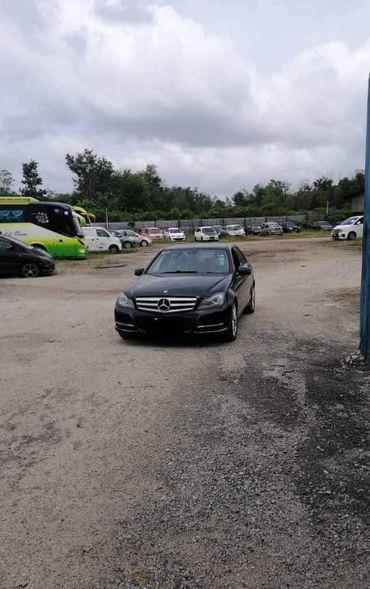 Menang Kereta Lelong Mercedes Benz C200 pada harga RM51 ribu