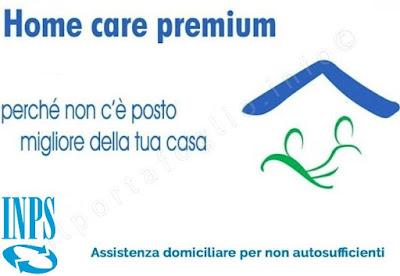 inps home care premium