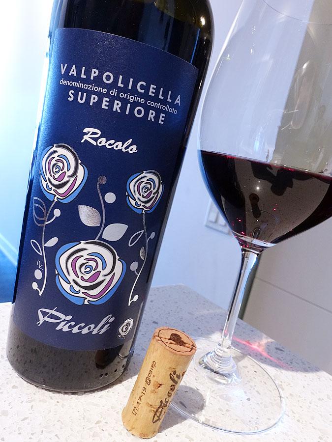 Piccoli 'Rocolo' Valpolicella Superiore 2016 (91+ pts)