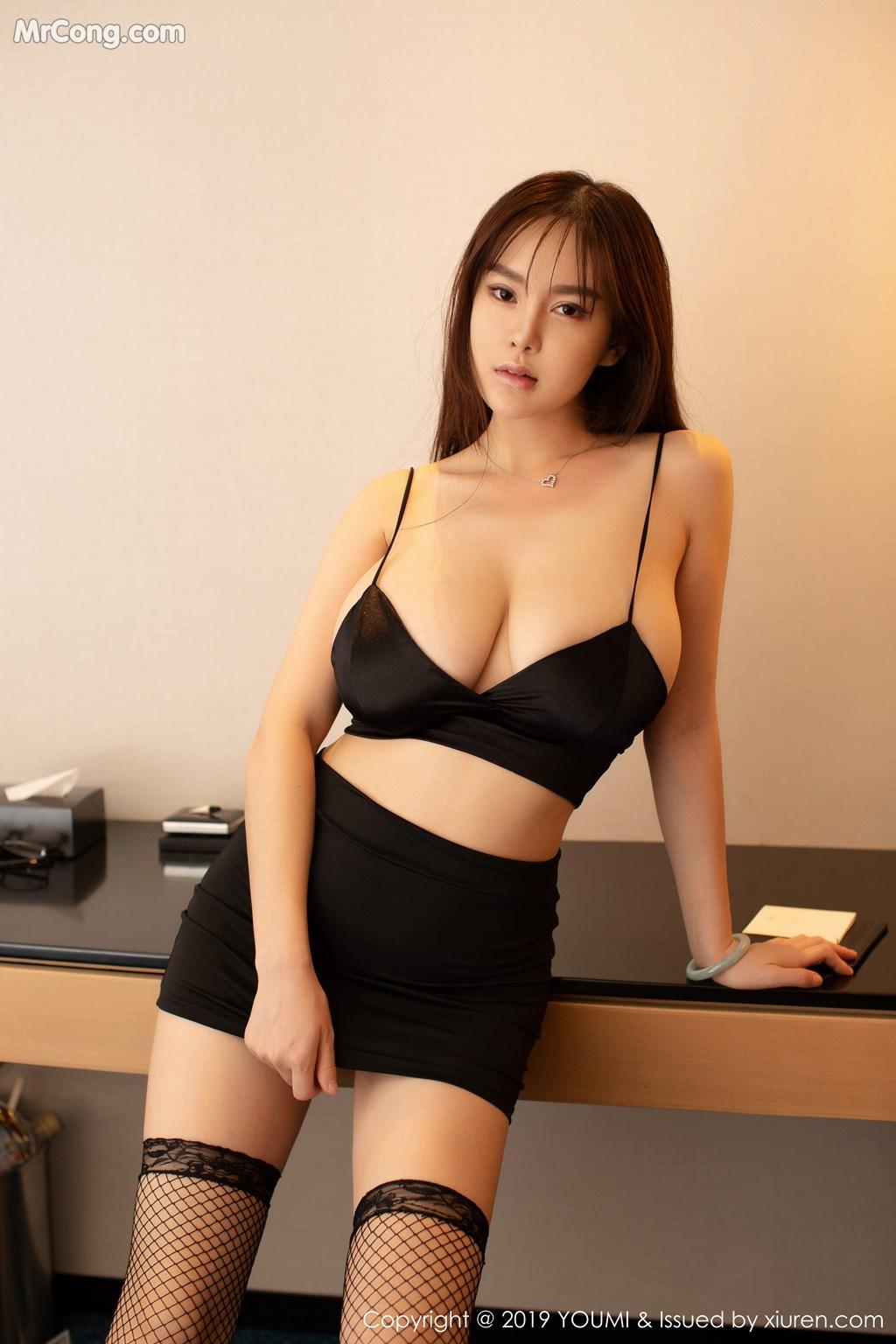 Image YouMi-Vol.311-Silvia-MrCong.com-024 in post YouMi Vol.311: 易阳Silvia (46 ảnh)