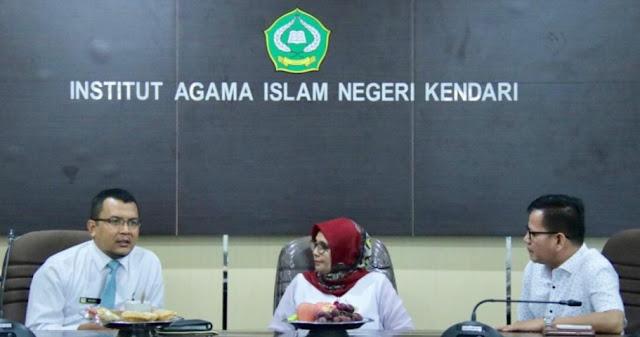 Ketegasan Rektor IAIN Kendari Babat Habis Paham Radikal di Kampus Harus Diikuti Rektor di Indonesia
