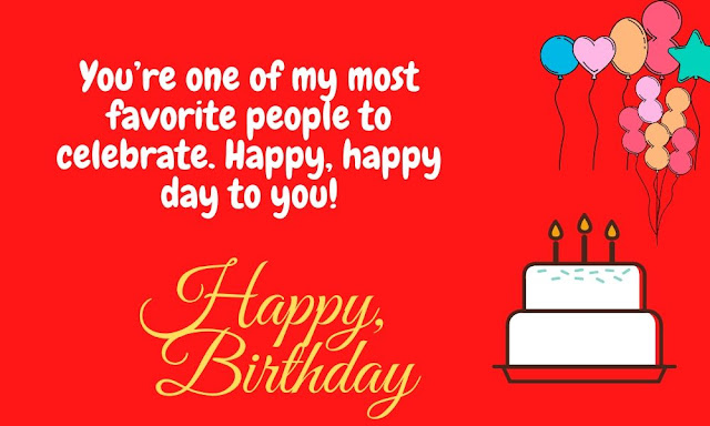 birthday wishes with images for friend