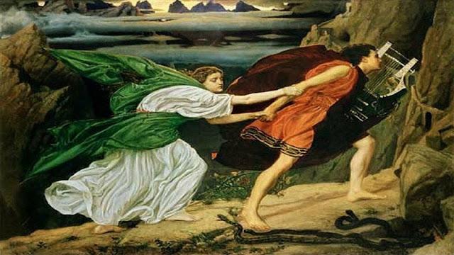 Orfeo y Euridice cueva Garganta del Diablo Bulgaria