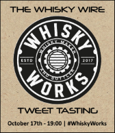 The Whisky Works Tweet Tasting