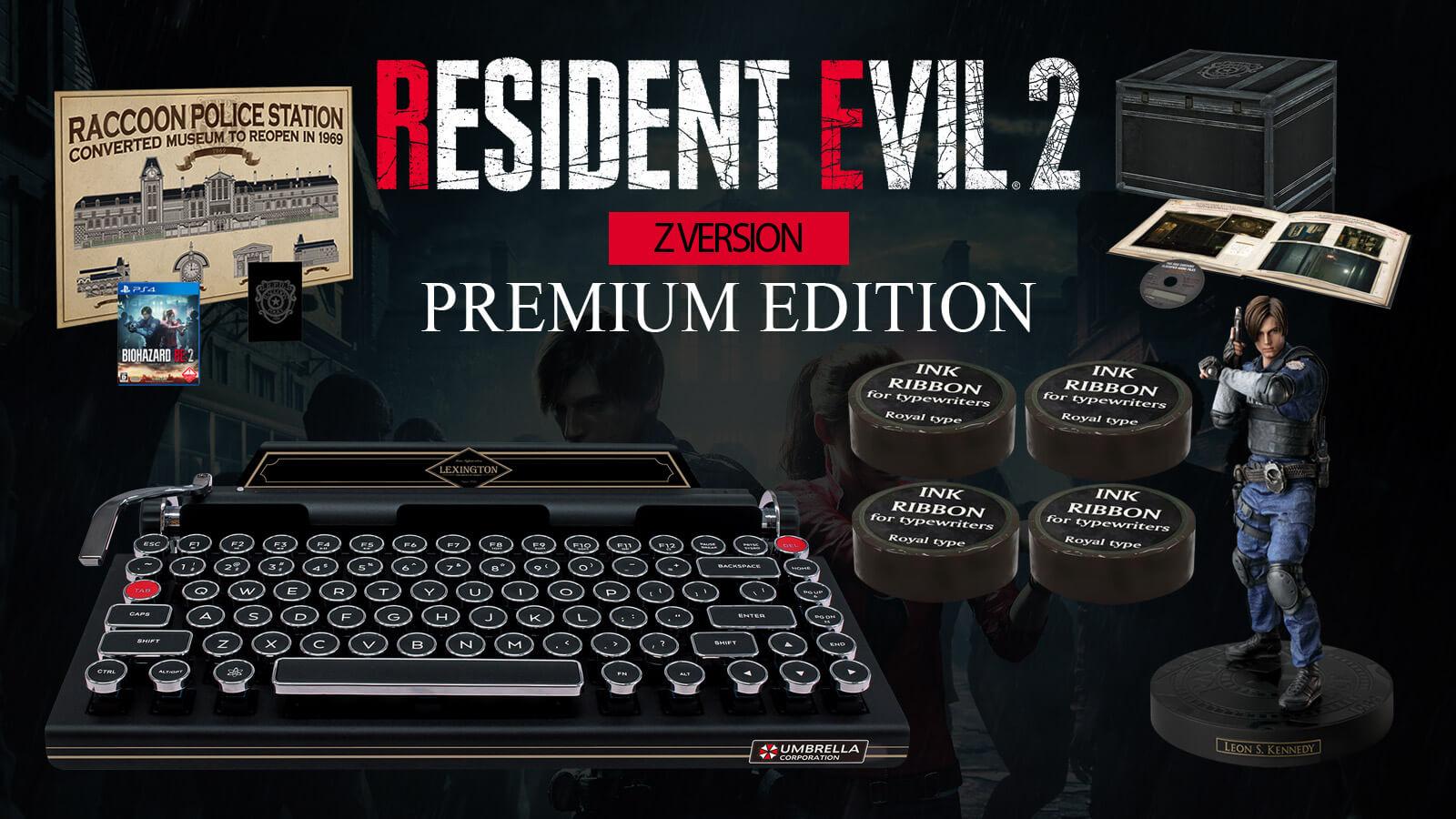 Resident Evil 2 Remake |OT| Party like it's 1998 | NeoGAF