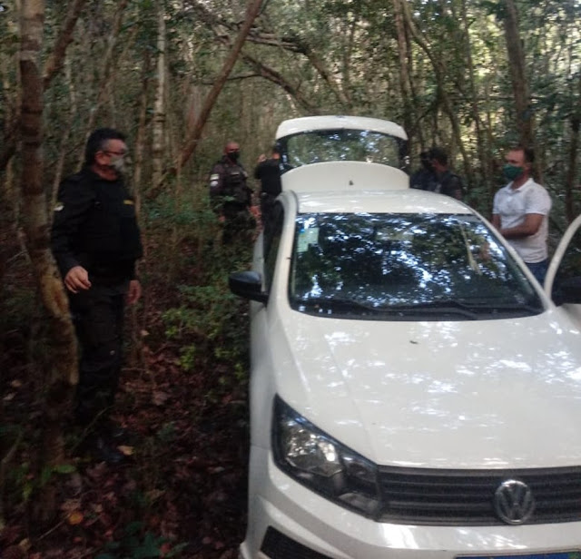 Bandidos roubam carro de prefeitura do interior do RN com 40 doses de vacina contra a Covid