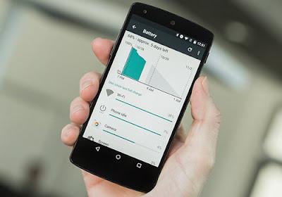 Tips Mengatasi Android Cepat Panas dan Baterai Cepat Habis