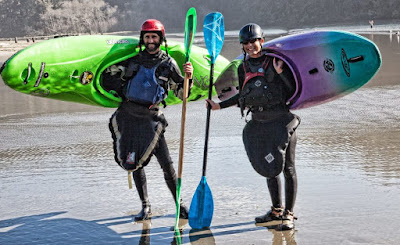 Mendocino Kayak Instructor and Guides
