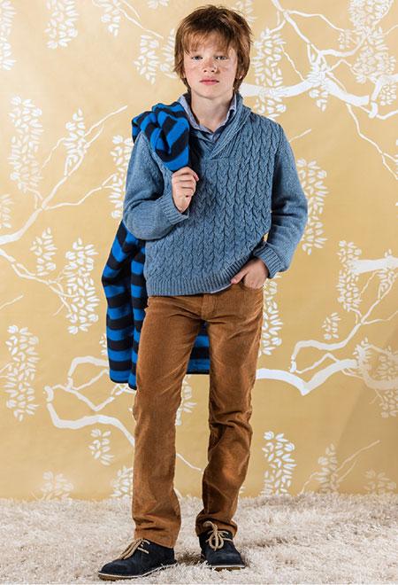 Sweaters invierno 2017 moda en indumentaria infantil.