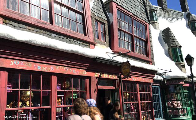 Zonko's- Wizarding World of Harry Potter - Hollywood