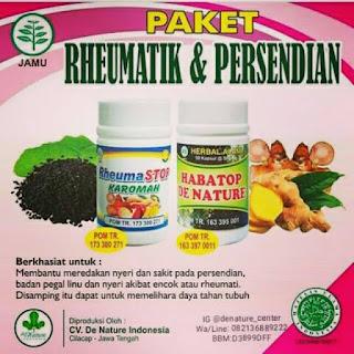 Cara mengobati encok atau sakit pinggang dengan obat herbal