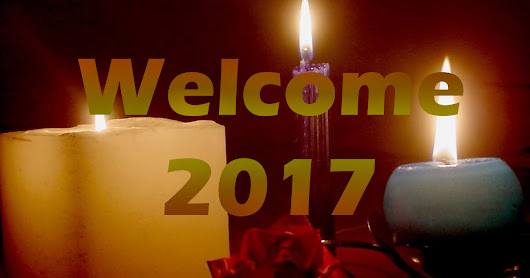 2017 New Year DPs and Walpapers