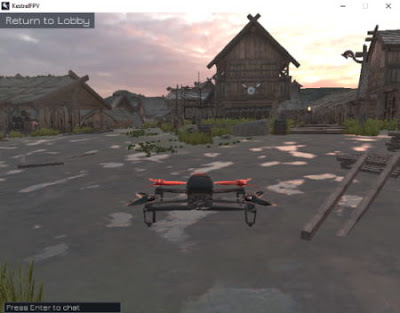 Software simulasi cara menerbangkan drone untuk Windows-gambar 4