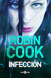 """portada """"infección"""" de Robin Cook"""