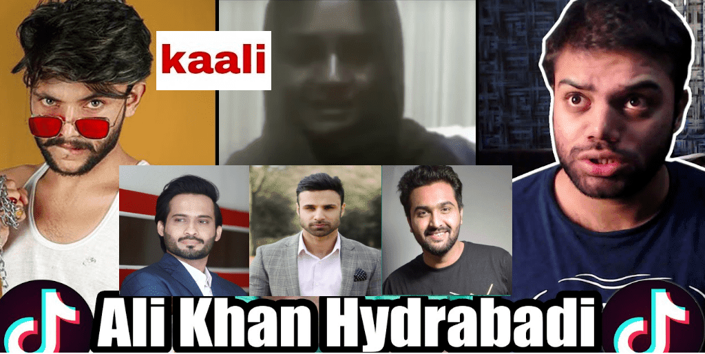 Pakistani TikTok Star Ali Khan Hydrabadi Viral Video Of Instagram Live - Ducky Bhai, Rahim Pardesi, Raza Samo, Waqar Zaka's Angry Reaction On Him