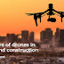 Read the report on the future of drones in design and construction