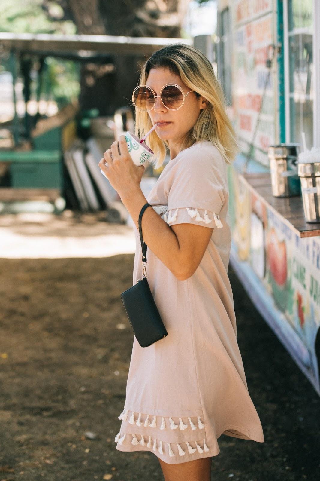 Make Me Chic Tassel Dress - @taylorwinkelmeyer