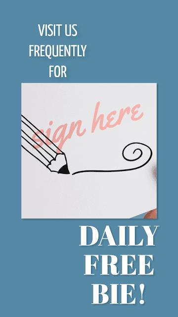 Daily Freebie Day 35