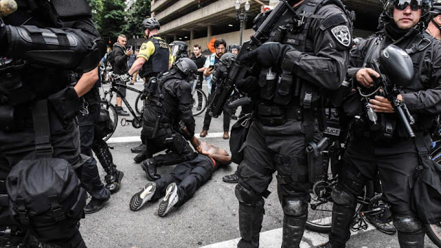 Oregón demanda al Gobierno federal de EEUU por arrestos en marchas