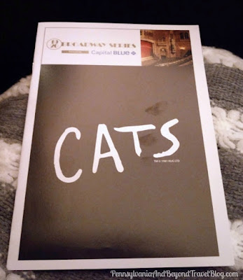 The Broadway Series CATS at the Hershey Theatre in Hershey, Pennsylvania