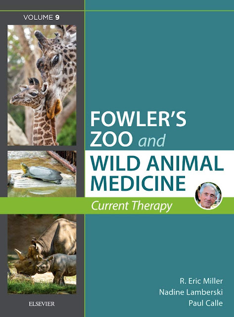 Fowler's Zoo and Wild Animal Medicine Current Therapy Vol 9 - WWW.VETBOOKSTORE.COM