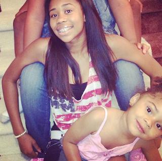 Jasmine Davis Deelishis Daughter