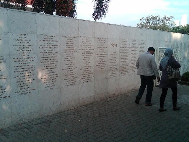 INFO JAKARTA: TAMAN MAKAM PAHLAWAN KALIBATA, JAKARTA