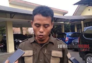 Ketua F-Hukatan KSBSI Nendar Supriatna