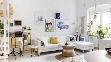 Cómo convertir un pequeño apartamento en una casa familiar grande