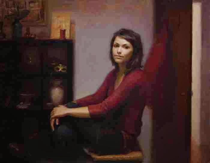 Реалистичные картины. Melissa Franklin-Sanchez