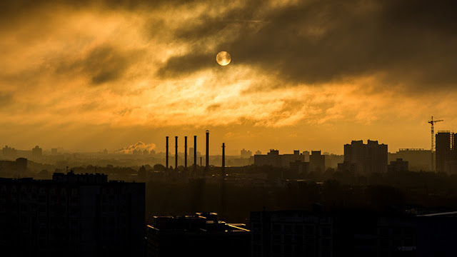 El aire limpio podría traer consecuencias nefastas para la Tierra
