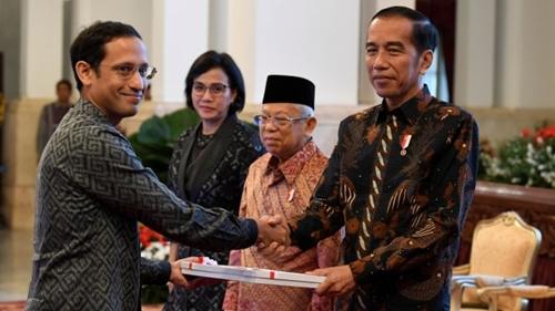 Buntut Hilangnya Mapel Pancasila dari Kurikulum Wajib, PB HMI Minta Nadiem Ikut Di-Reshuffle
