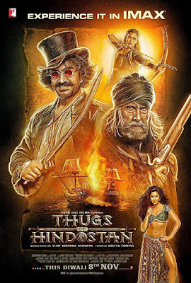Thugs of Hindostan 2018 Full Movie Download in 720p BluRay