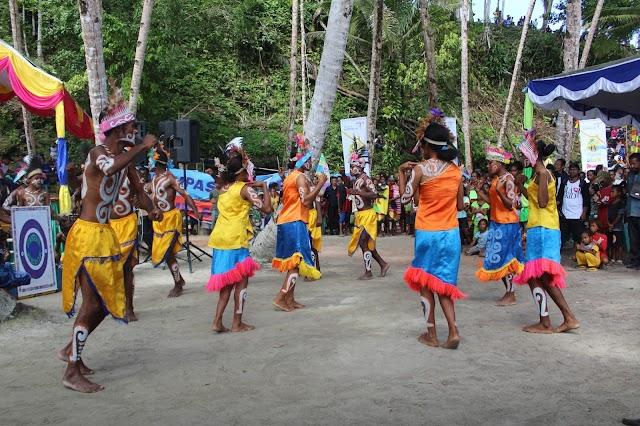 Promosi Biak lewat Festival Biak Munara Wampasi
