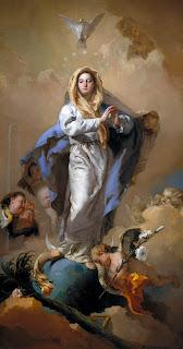 Ngày 8/12 - Lễ Đức Mẹ Vô Nhiễm Nguyên Tội