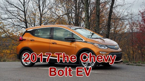 2017 The Chevy Bolt EV Autoblog Technology Car of the Year - Otomotif Review