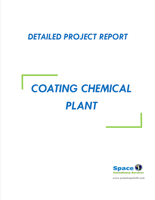 Project Report on Coating Chemical Plant