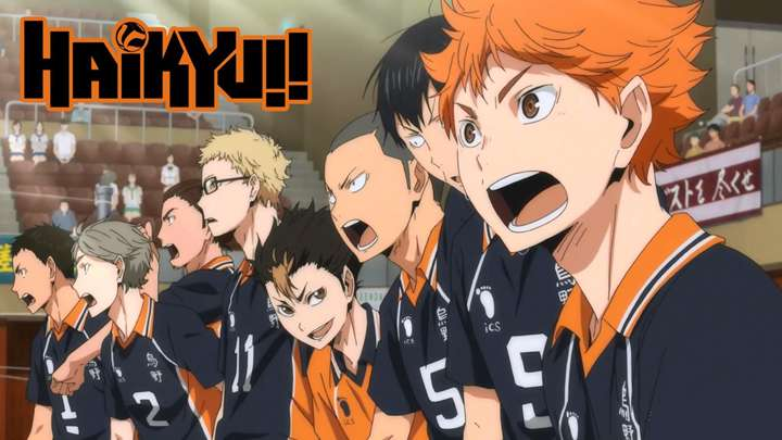 Anime Like Haikyuu