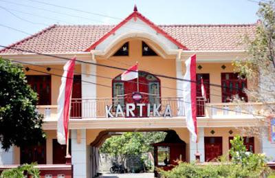 Penginapan Hotel Kartika Bandungan