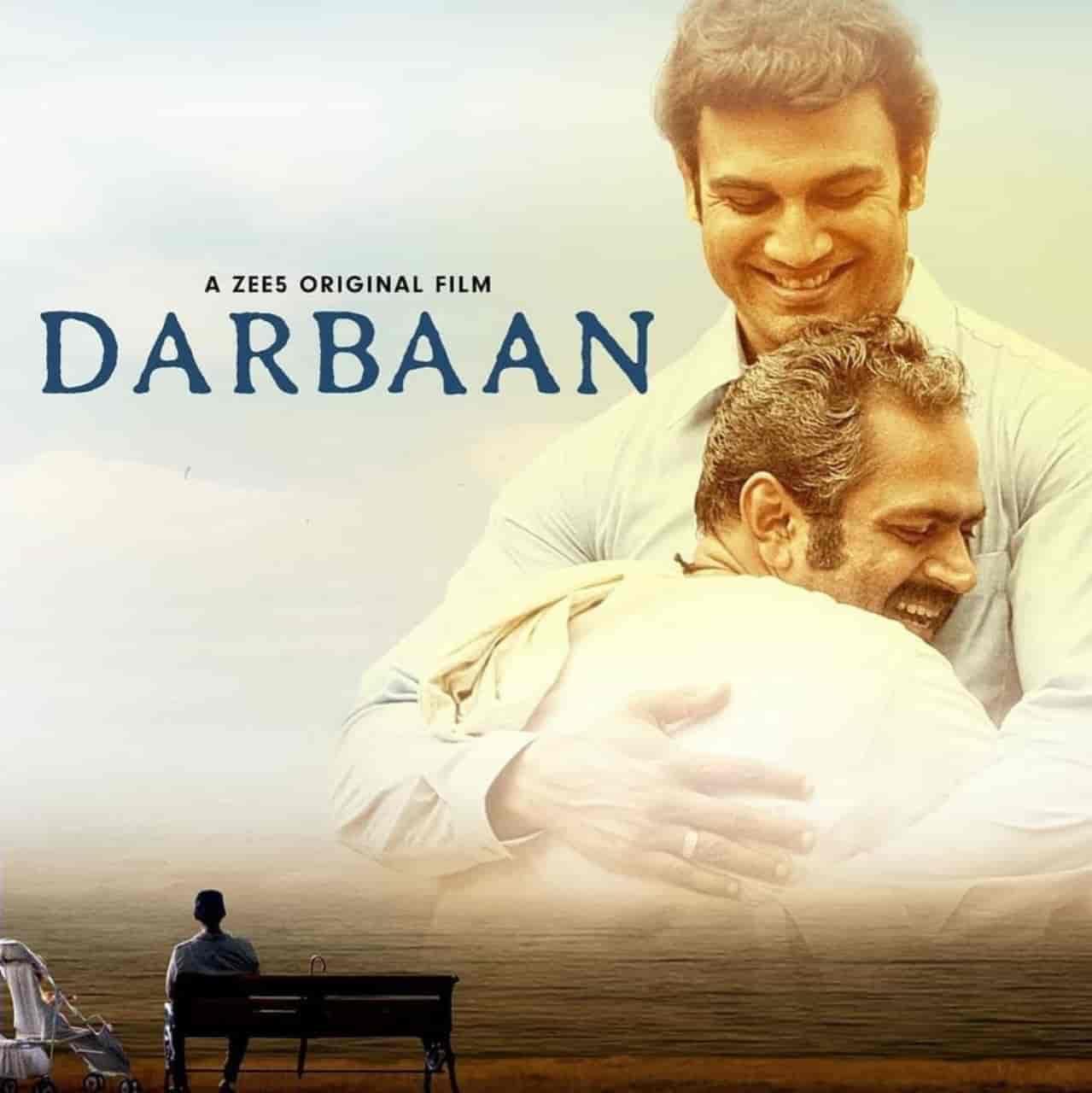 Khushmizaaj Hindi Song Image Arijit Singh Movie Darbaan