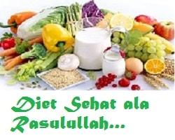 Diet Sehat ala Rasulullah, Dalam Menjaga Pola Makan, Yang Patut Kita Contoh