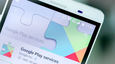 Install the latest version of Google Play Services