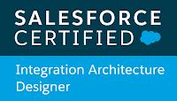 Salesforce Certified Integration Architecture Designer verification for Richard Upton