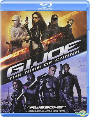 G.I. Joe The Rise Of Cobra 2009 Dual Audio BRRip 480p 400Mb x264