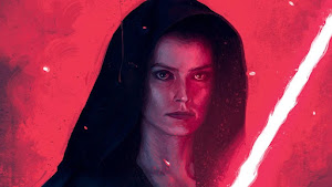 'Star Wars': Novo artbook revela detalhes do Sabre de Luz da 'Rey Sombria'