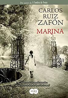 Marina, Carlos Ruiz Zafón 1999